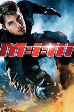 Mission: Impossible III movie poster.