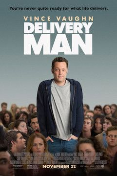Delivery Man movie poster.