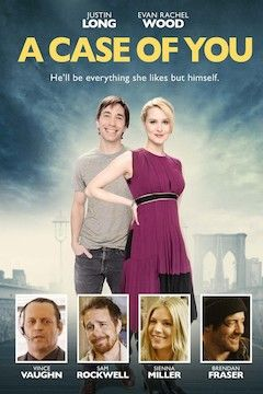 A Case of You movie poster.