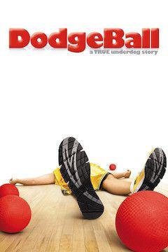 Dodgeball: A True Underdog Story movie poster.