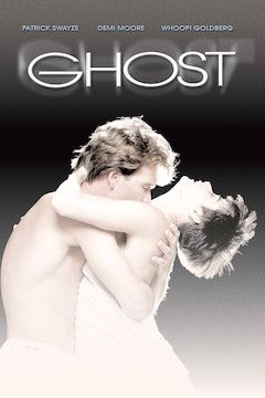 Ghost movie poster.