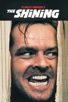 The Shining movie poster.