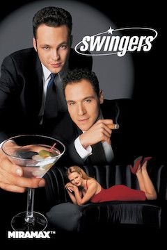 Swingers movie poster.