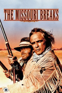 The Missouri Breaks movie poster.