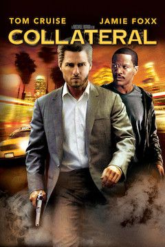Collateral movie poster.