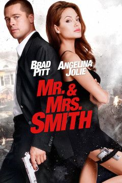 Mr. and Mrs. Smith movie poster.