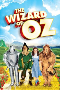 The Wizard of Oz movie poster.