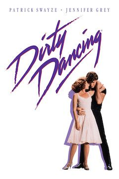 Dirty Dancing movie poster.