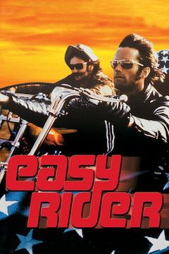 Easy Rider movie poster.