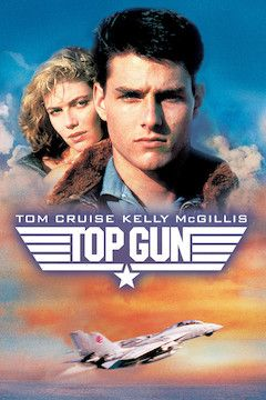 Top Gun movie poster.