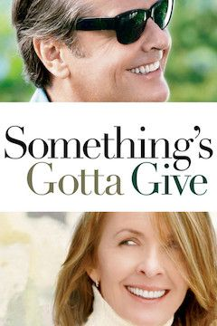 Something's Gotta Give movie poster.
