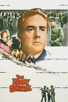 The Enemy General movie poster.