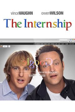 The Internship movie poster.