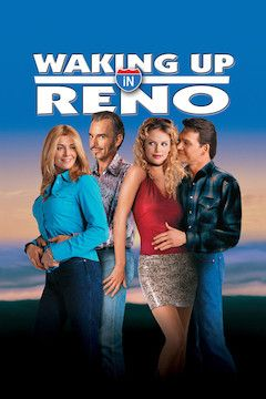Waking Up in Reno movie poster.