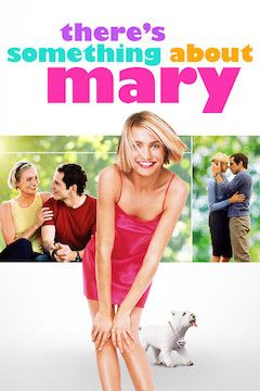 There's Something About Mary movie poster.