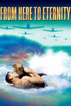 From Here to Eternity movie poster.