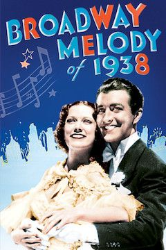 Broadway Melody of 1938 movie poster.