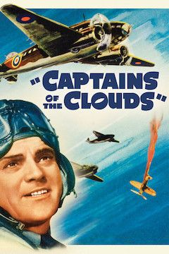 Captains of the Clouds movie poster.