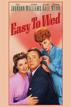 Easy to Wed movie poster.