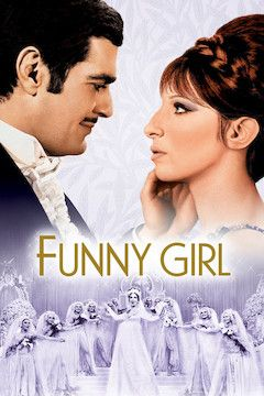 Funny Girl movie poster.