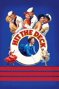 Hit the Deck movie poster.