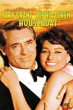 Houseboat movie poster.