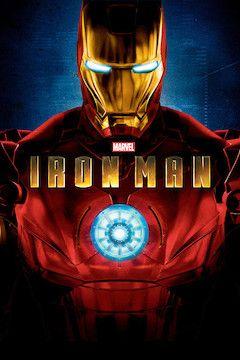 Iron Man movie poster.