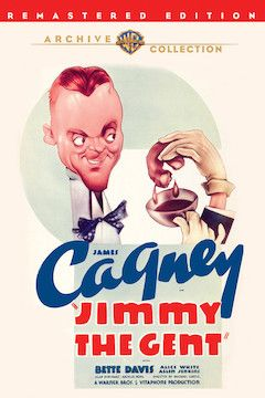 Jimmy the Gent movie poster.