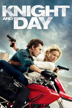 Knight and Day movie poster.