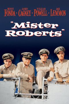 Mister Roberts movie poster.