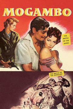 Mogambo movie poster.