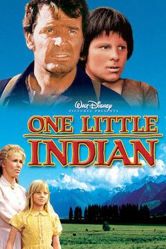 One Little Indian movie poster.