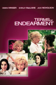 Terms of Endearment movie poster.