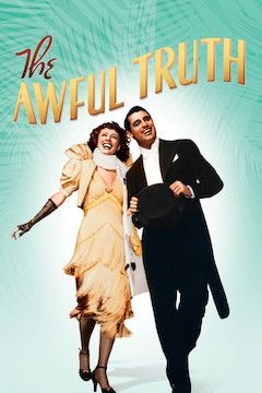 The Awful Truth movie poster.