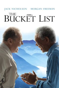 The Bucket List movie poster.