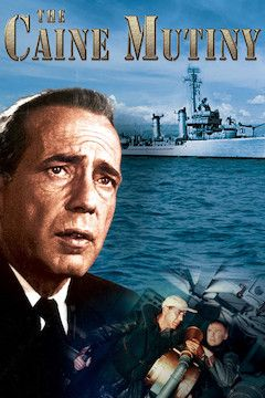 The Caine Mutiny movie poster.
