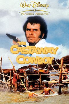 The Castaway Cowboy movie poster.