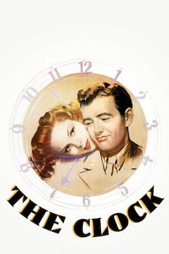 The Clock movie poster.