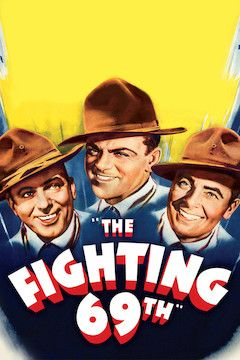 The Fighting 69th movie poster.