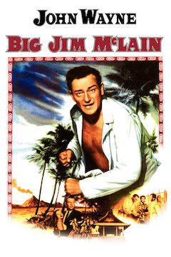 Big Jim McLain movie poster.
