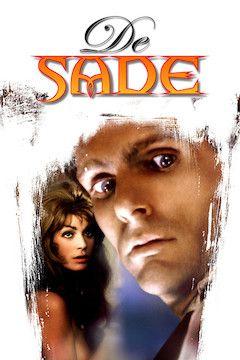 De Sade movie poster.