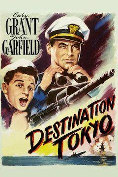 Destination Tokyo movie poster.
