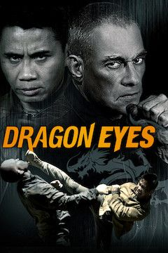 Poster for the movie Dragon Eyes