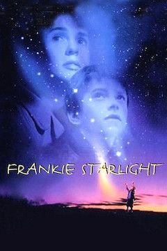 Frankie Starlight movie poster.