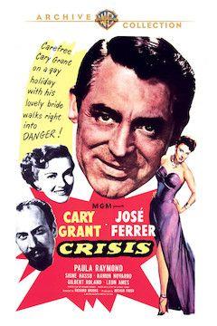 Crisis movie poster.