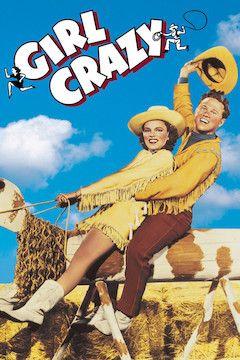 Girl Crazy movie poster.