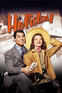 Holiday movie poster.