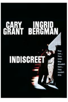 Indiscreet movie poster.