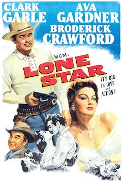 Lone Star movie poster.