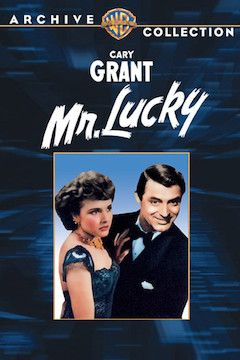 Mr. Lucky movie poster.